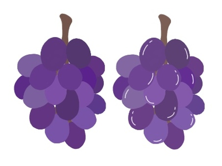 Grape (without black frame)
