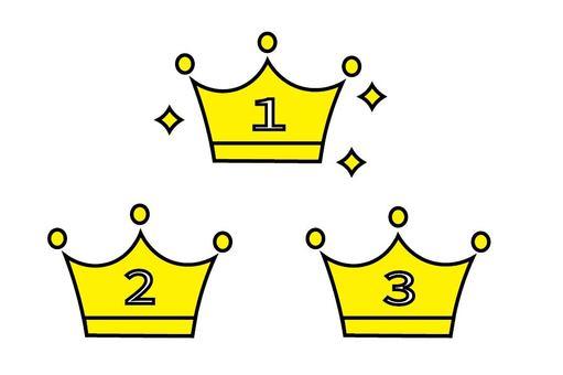 Ranking crown
