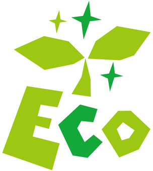 ECO ☆ Eco ☆ English pop logo