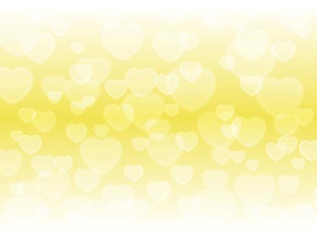 心臟輕,黃色
