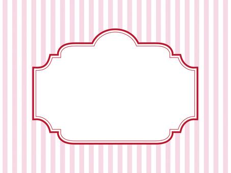 Label frame
