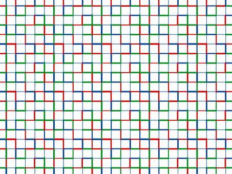 L 자형 패턴