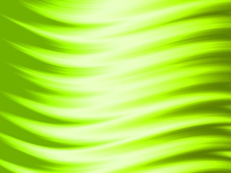 Wave pattern background green