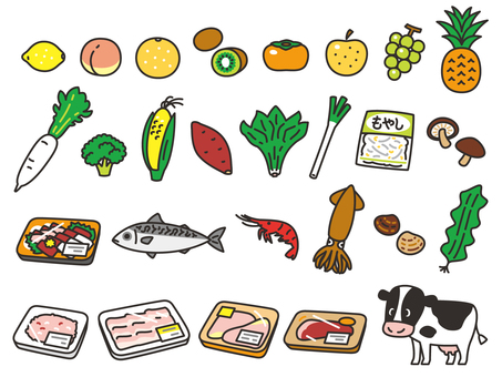 Food set 02