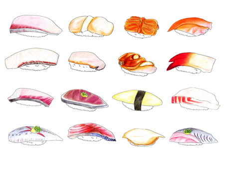 Sushi summary 02