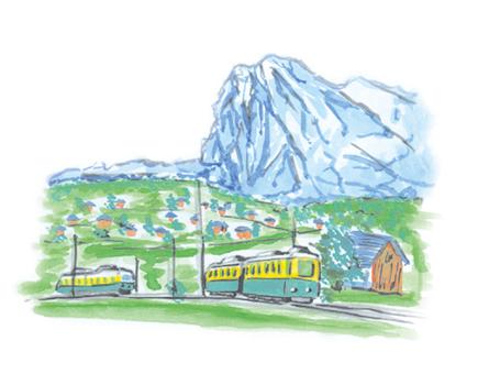 Alps Railway