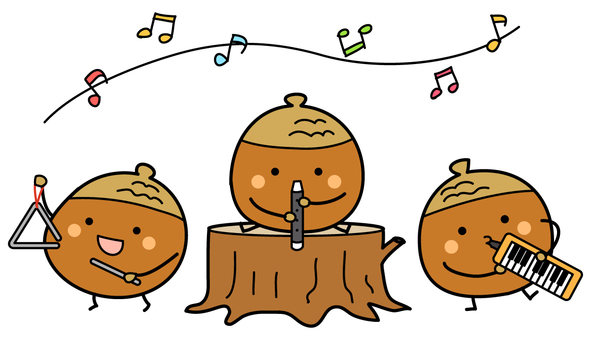 Acorn music corps