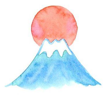 Sunrise Fuji