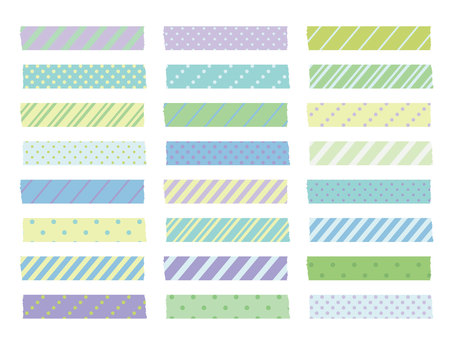 Masking tape (rainy season)