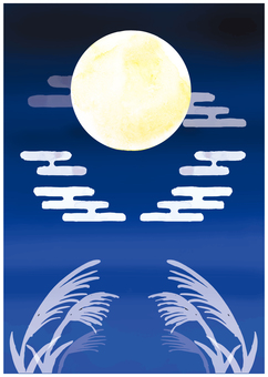 Moon viewing cloud 01