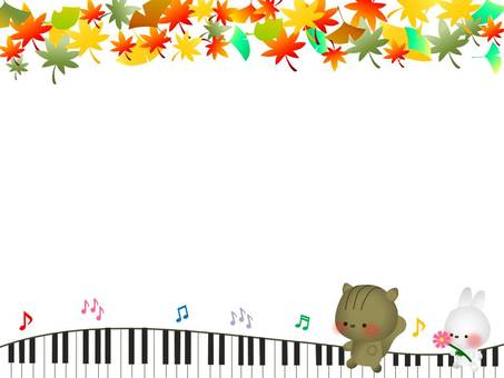 Autumn music corps