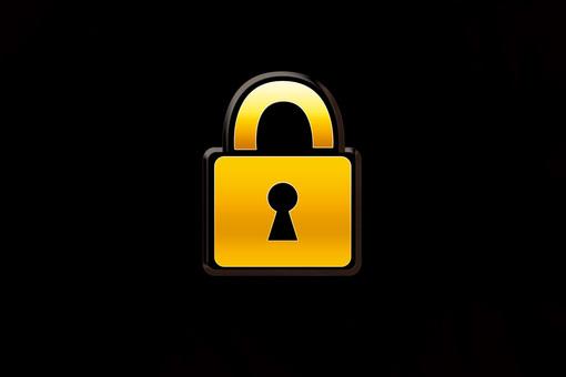Security Block Padlock 2