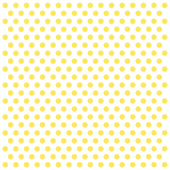 Polka dot background (yellow)
