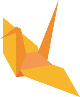 Folding crane 6