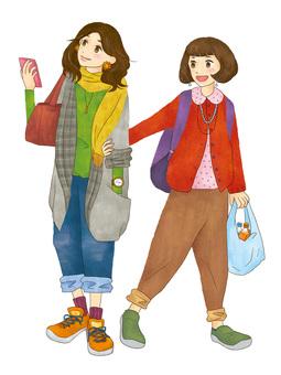J_ Fall Winter Clothing _ Girls 2