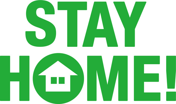 Stay home! # STAY HOME ☆ English