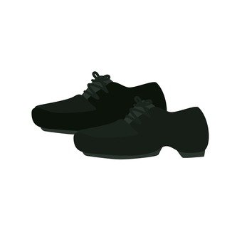 Mourning (men's shoes)