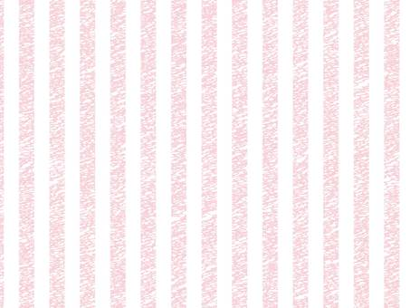 Hand painted pattern stripe wallpaper