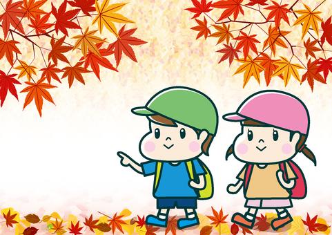 Autumn excursion