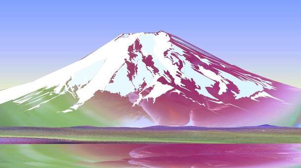 Fuji early spring