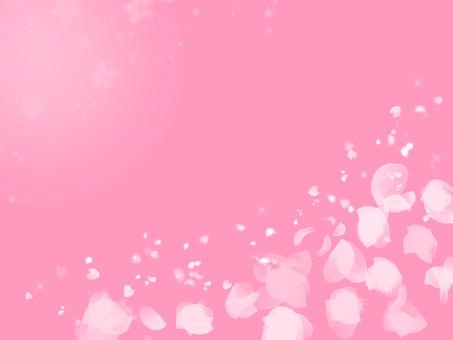 Sakura glitter