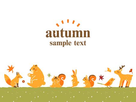 Autumn material 5
