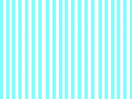 Light blue ☆ striped