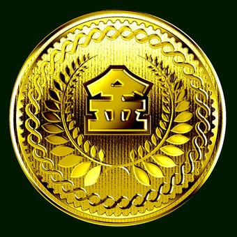 Gold medal_GMD01