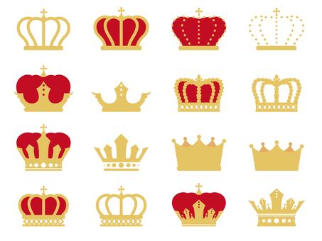 簡單的皇冠品種