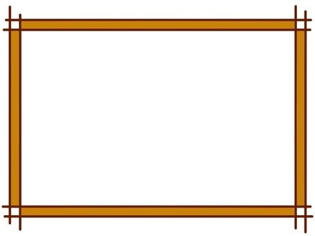 Crate-like frame