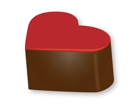 Chocolate Heart 3