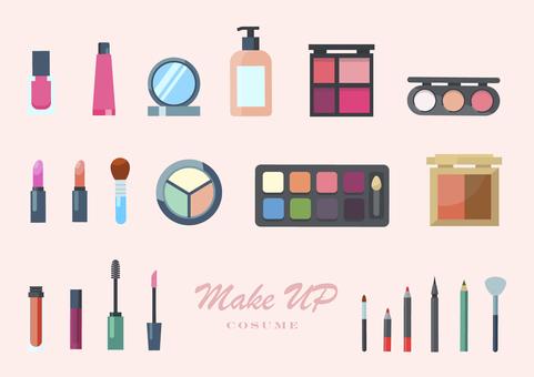 Cosmetics / Cosmetics set