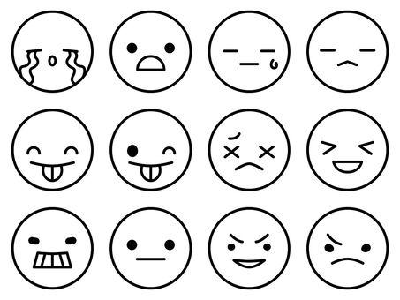 Facial expression · icon 2