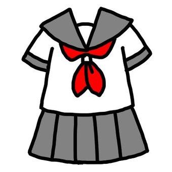 Sailor suit B