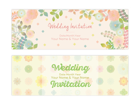 Wedding card 1