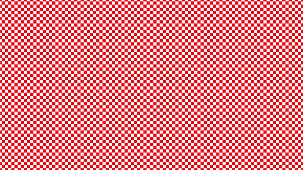 1cm check pattern (red) for PC wallpaper