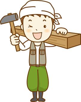 """Carpenter"" DIY 11"