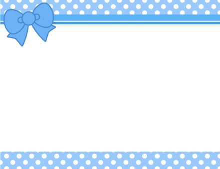 Ribbon _ Blue
