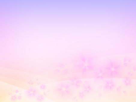 Background Pink flower