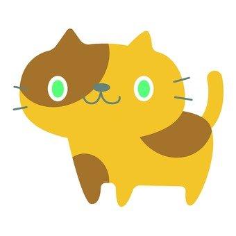 고양이의 일러스트