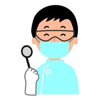 남성 의사