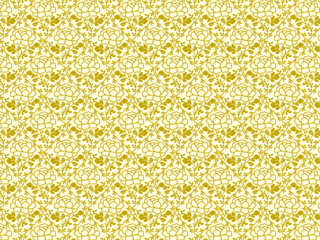 Western background pattern white yellow