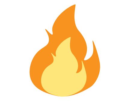 火Meramera火焰