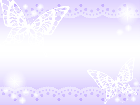 Butterfly background (purple)