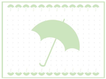 Umbrella frame 7
