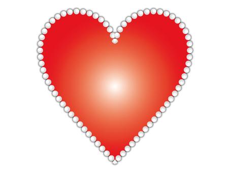 Heart · Pearl