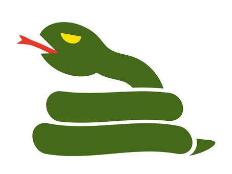 Snake green 2
