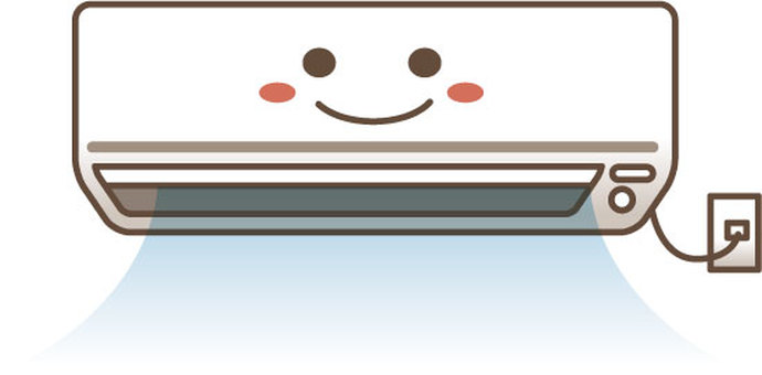 Character of air conditioner (cooling)