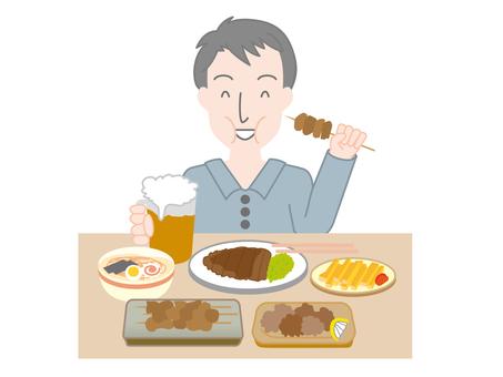 糟糕的身體飲食習慣