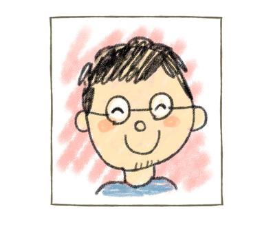 Dad's portrait